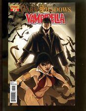 Dark Shadows/Vampirella #2 VF- Berkenkotter, Neves