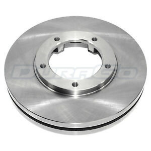 Disc Brake Rotor Front IAP Dura BR901560