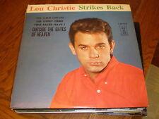 Lou Christie LP Strikes Again