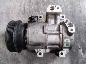 OEM 2010 2013 Kia Forte AC Compressor Assembly