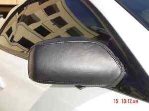 Colgan Car Mirror Covers Bra Black Fits 2007-2008 Toyota Camry Solara w/o Sport