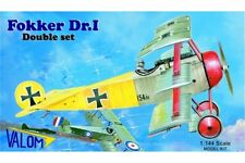 VALOM 14407 1/144 Fokker Dr.I Double Set
