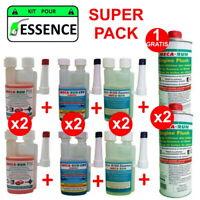 "MECARUN - Super Pack ""ESSENCE"" 2x P18 + 2x C99 + 2x ECO10000 + 1+1 ENGINE FLUSH"