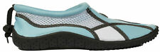 Unisex Kids (Sizes 4 to 6) Youth Size Aqua Socks Water Shoes For beach and Pool