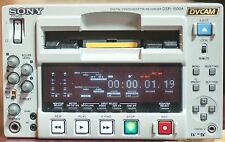 SONY DSR-1500A DVCAM MiniDV DVCPRO player recorder deck firewire WORKS GREAT!
