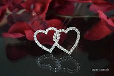 Juwelen/Strass-Bling für den Brautstrauss