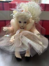 "Marie Osmond ~Tiny Tots - ARABELLA FAIRY TOT ~  EUC in box - 5"" seated"