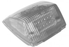 "Cab LED light insert.""Clear Amber"" May fit Kenworth,Mack,Western star,Sterling"