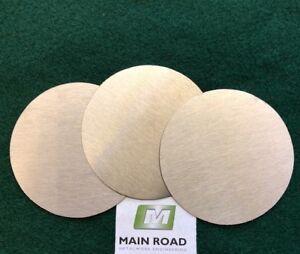 Mild Steel Discs / Circles 3.0mm thick various diameters