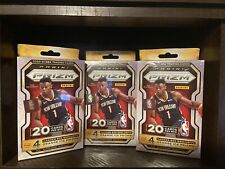 20-21 PRIZM NBA HANGER BOX IN HAND ORANGE CRACKED ICE Lot of 3!!!