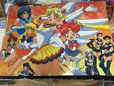 Sailor Moon Poster Print Glossy & Laminated Picture