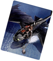 How to Train Your Dragon: The Hidden World 4K UHD Steelbook [Blu-Ray] [Region Fr