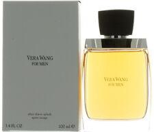 VERA WANG for Men by Vera Wang 3.4 oz. After Shave Splash 100 ml New NIB