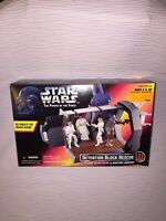 Boxed/Opened (100% Complete) 1996 Kenner Star Wars Detention Block Rescue
