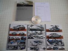 MERCEDES BENZ F125! concept-car dossier de presse media press kit Francfort 2011