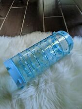 Blue/Straight Tunnel Tube For Rats, Ferrets