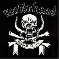 "MOTÖRHEAD ""MARCH OR DIE"" CD NEUWARE!!!!!!!!!!!!!!!!!"