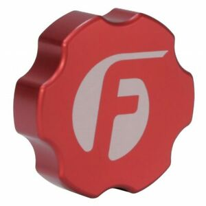 Fleece Performance Red Billet Oil Cap Cover For 2003-2018 5.9L & 6.7L Cummins