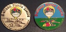 2020 AIBF Albuquerque Balloon Fiesta Siesta Official Gold Only 200 & Colored Pin