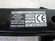 Fiat Nuova Ducato Wagenheber Set  bis 2400 kg Wohnmobil Bus