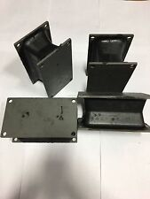 20 Pack Vibratory Plate Compactor Shock Mount - Replacement for Stanley & Bobcat