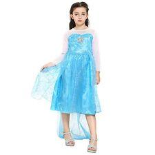 08fcea500bf4 Vestito Di Elsa a Costumi e travestimenti per carnevale e teatro per ...