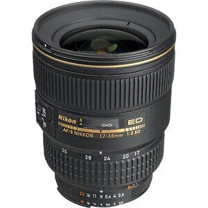 NEW! Nikon AF-S Zoom-NIKKOR 17-35mm f/2.8D IF-ED Lens: 1960