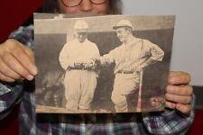 Vintage 1930's New York Yankees Louisville Slugger Baseball Bat Promo Sign