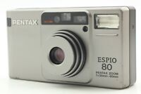 *EXC+4* PENTAX ESPIO 80 ZOOM AF Point & Shoot 35mm Film Camera From JAPAN