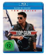3D Blu-ray + Blu-ray * TOP GUN - Tom Cruise # NEU OVP +