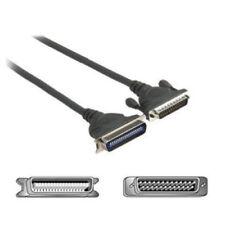 NEW- Belkin IBM  Standard Shielded Parallel Printer Cable 1.5M