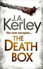 The Death Box by J. A. Kerley (Paperback, 2013) New Book