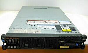 IBM System x3690 X5 2x Xeon X7560 8 Core 2.26GHz 256GB RAM 2x 73GB 2x 600GB HDD