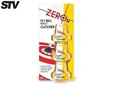 ZEROIN 3 FLY BELL CATCHER KILLER FLIES INSECTS MOSQUITOES MOTHS MIDGES WASPS 016