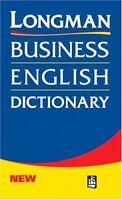 Longman Business English Dictionary By Longman