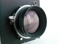 Fujinon (Fuji) W 150mm /f5.6 lens (B/N. 539255), Copal shutter, a lens board