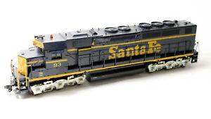H0 Athearn Diesellok SDP40 #93 der Santa Fe