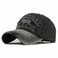 CASQUETTE RETRO ORIGINAL THE BLACK