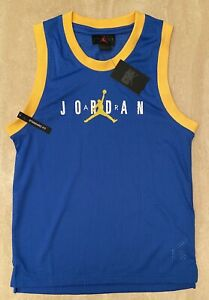 NIKE AIR JORDAN SPORT DNA MENS TANK TOP VEST BRAND NEW WITH THAGS SMALL