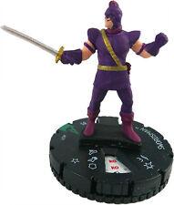 Swordsman (029) Marvel HeroClix M/NM with Card Avengers Assemble