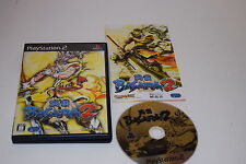 Sengoku Basara 2 Sony Playstation 2 PS2 Video Game Complete NTSC-J JAPAN