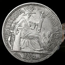1PCS Silver 1905's Goddess of Freedom Commemorative Coins Collectible Gift New