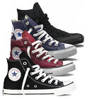 Converse Unisex Chuck Taylor All Star Canvas Hi-Top Trainers Black,White