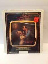 The Postman Always Rings Twice Video Disc CED Rated R Jack Nicholson New