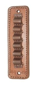 Sportsman's Chest Holster Add-on Cartridge Strip Brown or Black Leather