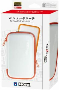 Hori Slim hard pouch for New Nintendo 2DS LL portable game carry accessories