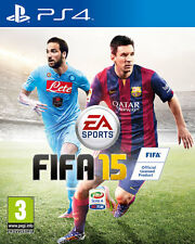 Fifa 15 (Calcio 2015) PS4 Playstation 4 IT IMPORT ELECTRONIC ARTS