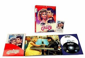 Blu Ray Grease (Edizione Specilale) (Blu-Ray + Dvd).....NUOVO