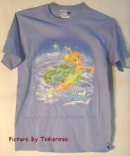 TINKERBELL OVER NEVERLAND TEE LARGE TINKER BELL TINK