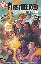 F1rst Hero Fight For Your Life #1 (of 4) Gaylord Variant Comic Book 2015 First